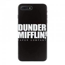 dunder mifflin iPhone 7 Plus Case | Artistshot