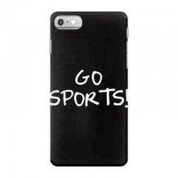 go sports! iPhone 7 Case   Artistshot