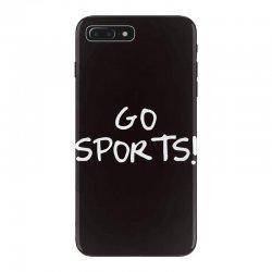 go sports! iPhone 7 Plus Case   Artistshot
