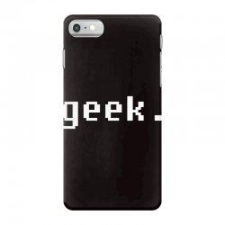 geek iPhone 7 Case | Artistshot