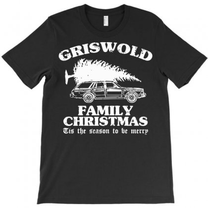 Griswold Family Christmas T-shirt Designed By Deomatis9888