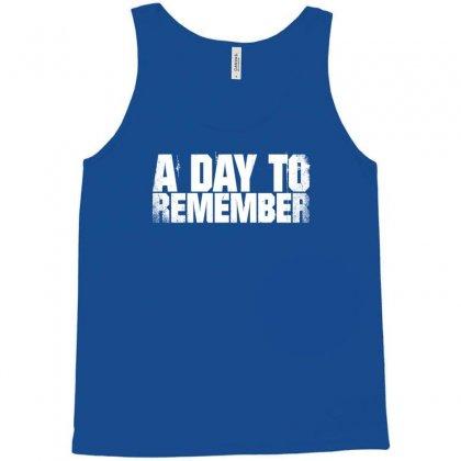 A Day To Remember Adtr Logo Tank Top