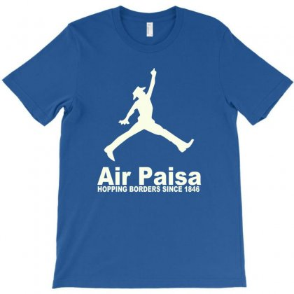 Air Paisa Hopping Borders Since 1846 Funny Mexican Latino Immigration T-shirt Designed By Yudyud