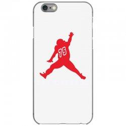 air wilfork   vince wilfork new england patriots defensive tackle iPhone 6/6s Case | Artistshot