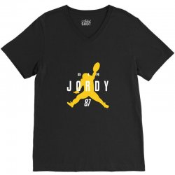 air jordy green bay packers jordy nelson V-Neck Tee | Artistshot
