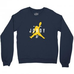 air jordy green bay packers jordy nelson Crewneck Sweatshirt | Artistshot
