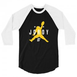 air jordy green bay packers jordy nelson 3/4 Sleeve Shirt | Artistshot