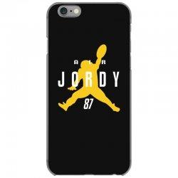 air jordy green bay packers jordy nelson iPhone 6/6s Case   Artistshot