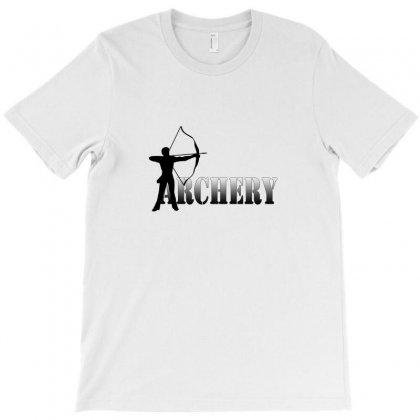 Archers Summer Games Archery 2012 T-shirt Designed By Satuprinsip