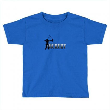 Archers Summer Games Archery 2012 Toddler T-shirt Designed By Satuprinsip