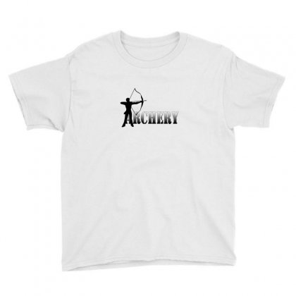 Archers Summer Games Archery 2012 Youth Tee Designed By Satuprinsip