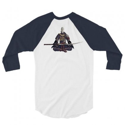 Artist Of The Abyss 3/4 Sleeve Shirt Designed By Printshirts