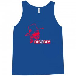 disobey joke politics Tank Top | Artistshot