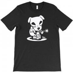 dog plays guitar T-Shirt   Artistshot