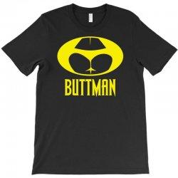 funny batman buttman T-Shirt | Artistshot