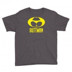 funny batman buttman Youth Tee | Artistshot