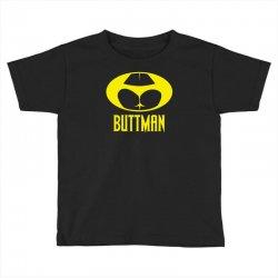 funny batman buttman Toddler T-shirt | Artistshot