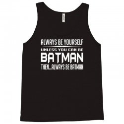 funny batman Tank Top | Artistshot