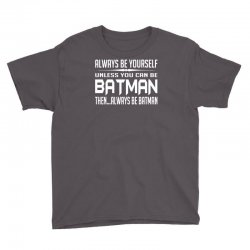 funny batman Youth Tee | Artistshot