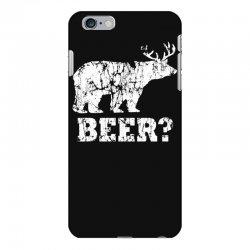 funny beer bear iPhone 6 Plus/6s Plus Case | Artistshot