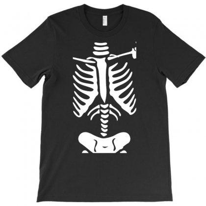 Funny Bone Skeleton T-shirt Designed By Printshirts