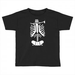 funny bone skeleton Toddler T-shirt | Artistshot