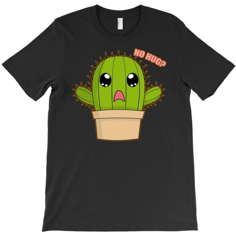 Funny Cactus Hug T-shirt | Artistshot