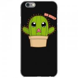 funny cactus hug iPhone 6/6s Case | Artistshot