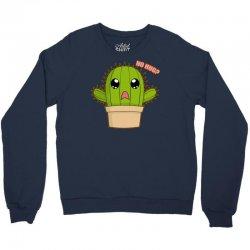 funny cactus hug Crewneck Sweatshirt | Artistshot
