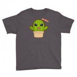 funny cactus hug Youth Tee | Artistshot