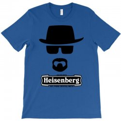 funny heisenberg top hat braking bad T-Shirt | Artistshot
