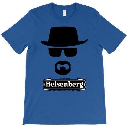 Funny Heisenberg Top Hat Braking Bad T-shirt Designed By Printshirts