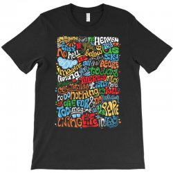 funny john lennon imagine quote T-Shirt | Artistshot