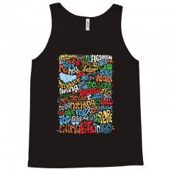 funny john lennon imagine quote Tank Top | Artistshot