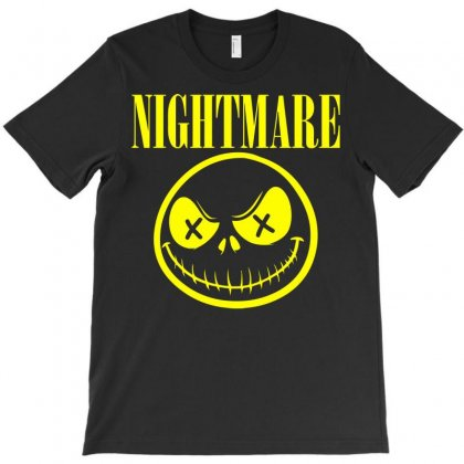 Nightmare T-shirt Designed By Deomatis9888