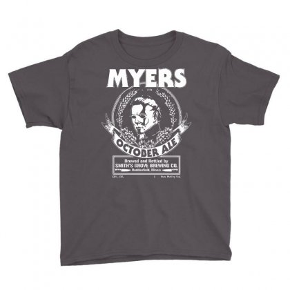 Myers October Ale Youth Tee Designed By Deomatis9888
