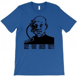 geek borg T-Shirt | Artistshot