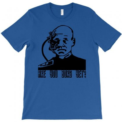 Geek Borg T-shirt Designed By Printshirts
