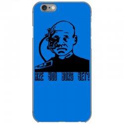 geek borg iPhone 6/6s Case | Artistshot