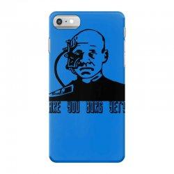 geek borg iPhone 7 Case | Artistshot