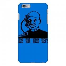 geek borg iPhone 6 Plus/6s Plus Case | Artistshot