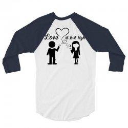 love at first high 3/4 Sleeve Shirt   Artistshot