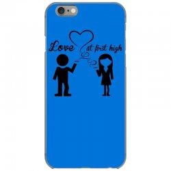 love at first high iPhone 6/6s Case   Artistshot