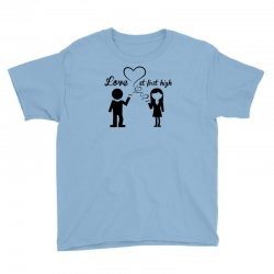 love at first high Youth Tee   Artistshot