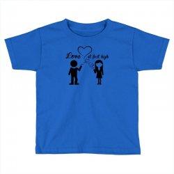 love at first high Toddler T-shirt   Artistshot