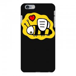 love bee lover valentine iPhone 6 Plus/6s Plus Case | Artistshot