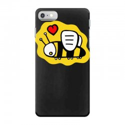 love bee lover valentine iPhone 7 Case | Artistshot