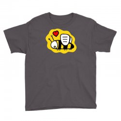 love bee lover valentine Youth Tee | Artistshot
