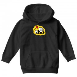 love bee lover valentine Youth Hoodie | Artistshot