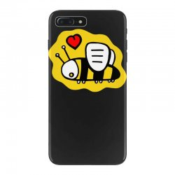 love bee lover valentine iPhone 7 Plus Case | Artistshot